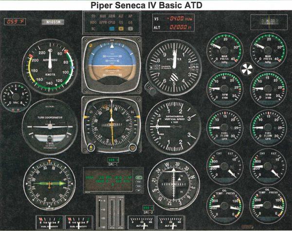 Piper Seneca 1V_ATD